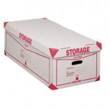 Contenitore Storage Con Coperchio (1604) 385X264X755Mm Rexel (conf.8)