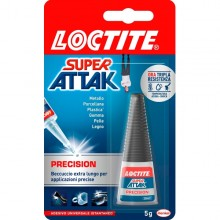Colla Super Attak 5Gr Precision