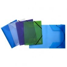 Cartella 3L C/Elastico 22X30Cm Mix 4 Colori 2Ndlife Favorit (conf.4)