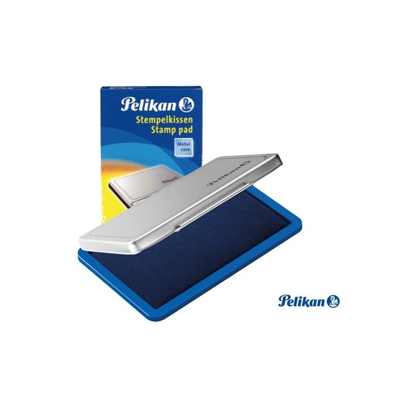 Cuscinetto Timbri 7X11Cm Pelikan N.2 Blu