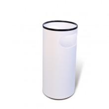 Portaombrelli In Plastica H52Cm Bianco Ps66