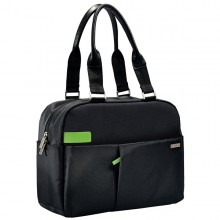 Borsa Shopper Smart Traveller Per Pc 13,3'' Nera Leitz Complete