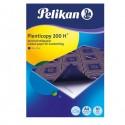Carta Ricalco Blu Plentycopy200 10Fg 21X29,7Cm Pelikan