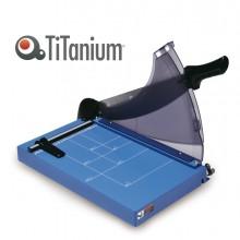 TAGLIERINA A LEVA A4 360mm 3040 TiTanium