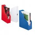 Portariviste Magazine Rack 25X32Cm Dorso 8Cm Blu Rexel