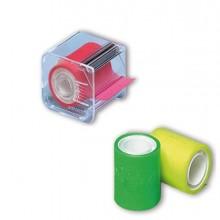 Nastro Adesivo Memograph C/Dispenser 50Mmx10Mt Giallo (conf.6)