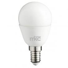 Lampada Led Minisfera 5,5W E14 3000K Luce Bianca Calda