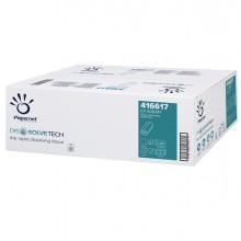 Pacco 200 asciugamani piegati a Z goffrato a onda DissolveTech Papernet (conf. 20 )
