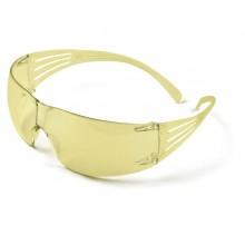 Occhiali Di Protezione Classic Securefit Sf203Af Lente Gialla 3M