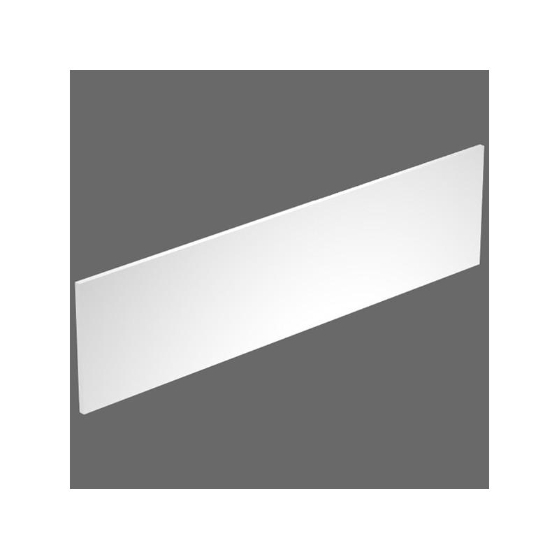 Pannello Divisorio 120X32Cm Bianco Per Scrivania Multiple - Agora'