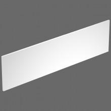 Pannello Divisorio 160X32Cm Bianco Per Scrivania Multiple - Agora'