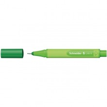 Pennarello LINK-IT 1,0mm verde abete SCHNEIDER (conf. 10 )
