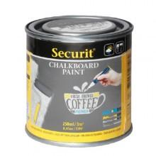 Pittura Lavagna Grigio 250Ml (5Mq) Securit