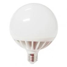 Lampada Led Globo 120 24W E27 3000K Luce Bianca Calda