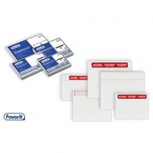 """1000 Buste Adesive Speedy Doc C5 230X165Mm Con Stampa """"Contiene Documenti"""""""