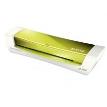 Plastificatrice Ilam Homeoffice A4 Verde Metal Leitz