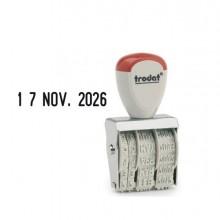 Timbro 1020 Manuale Datario 5Mm Trodat