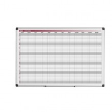 Planner Magnetico Annuale 90X60Cm Bi-Office