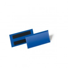 50 Buste Identificazione Magnetiche 100X38Mm Art.1741 Durable