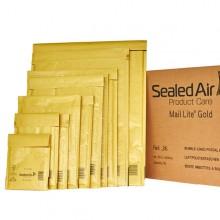 50 Buste Imbottite Gold G 24X33Cm Utile Avana - Conf.Risparmio