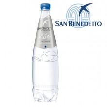 Acqua frizzante bottiglia PET 1lt San Benedetto (conf. 12 )