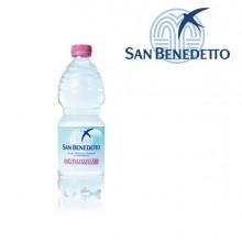Acqua naturale bottiglia PET 500ml San Benedetto (conf. 24 )