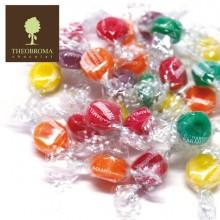 Caramelle Mini Diamantina Gusti Frutta Busta 2Kg Theobroma