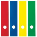 Busta 10 Copridorso Cdr-P Pvc Adesivi Rosso 7X34,5Cm Sei Rota
