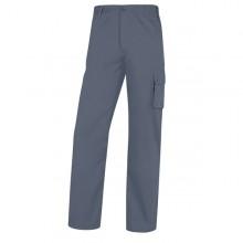 Pantalone Da Lavoro Palaos Grigio Tg. Xl Cotone 100