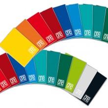Quaderno A5 10Mm 20Fg+1 80Gr One Color Blasetti (conf.10)