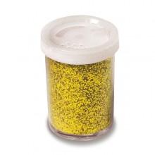 Glitter Flacone Grana Fine 25Ml Oro Cwr (conf.12)