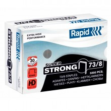 Scatola 5000 Punti Super Strong Rapid 73/8