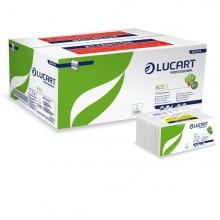 Pacco Da 220 Asciugamani Piegati A Z Eco Z Lucart (conf.18)