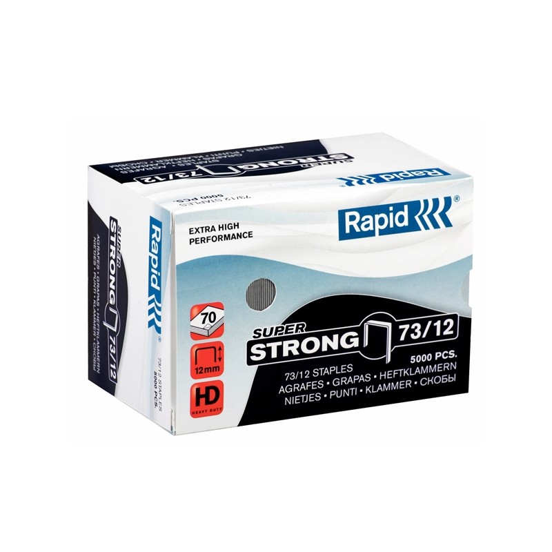 Scatola 5000 Punti Super Strong Rapid 73/12