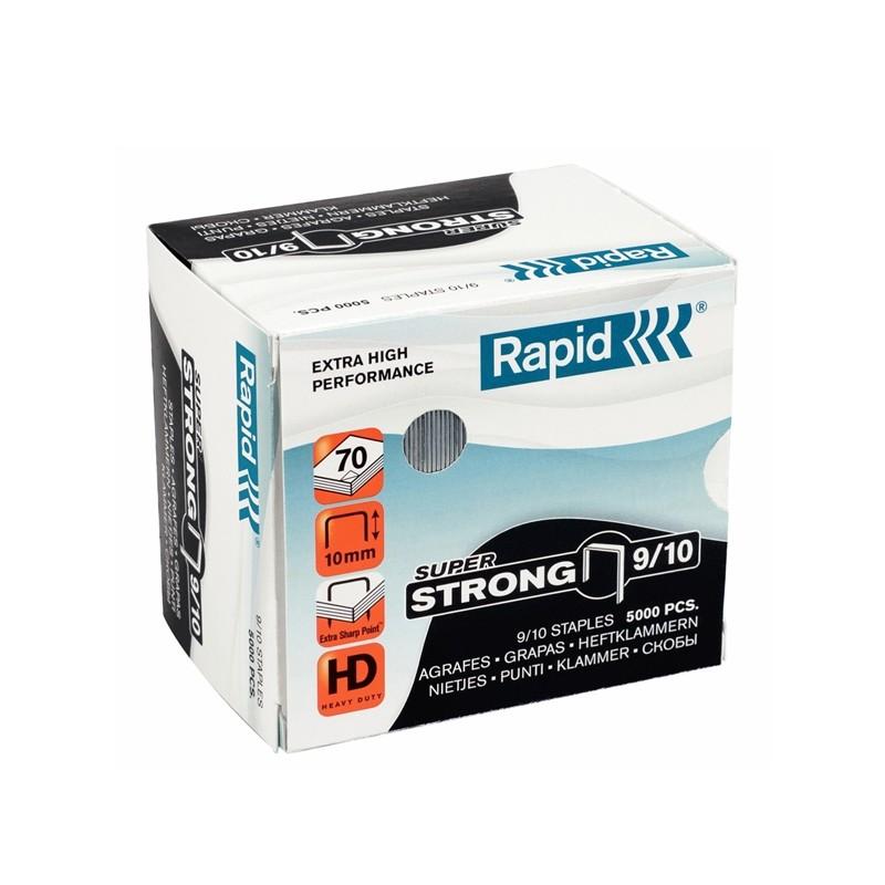 Scatola 5000 Punti Super Strong Rapid 9/10 Alti Spessori