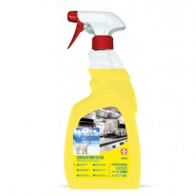 Sgrassatore Ultra Limone 750Ml Sanitec