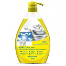 Detergente Stoviglie Neopol Piatti Gel 1Lt Sanitec