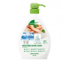 Sapone Liquido 600Ml Green Power Sanitec