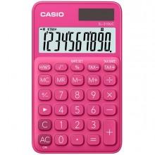 Calcolatrice Tascabile Sl-310Uc Rosso Casio