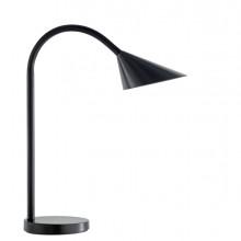 Lampada Da Tavolo Sol Led 4W Nero Unilux
