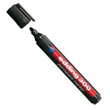 Marcatore permanente 300 punta conica nero Edding (conf. 10 )