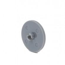Confezione 4 Gommini Di Battitura Per Rapesco P1100/P2200/P4400 Rapesco