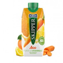 Succo Skipper gusto ACE BRICK 330ml Zuegg (conf. 18 )