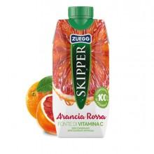 Succo Skipper gusto Arancia Rossa BRICK 330ml Zuegg (conf. 18 )