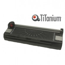 Plastificatrice/Taglierina 3In1 F.To A3 Titanium