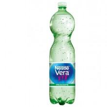 Acqua frizzante bottiglia PET 1,5lt Vera (conf. 6 )