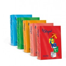 Carta Lecirque A4 80Gr 500Fg Giallo Zolfo 200 Favini