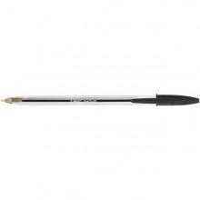 Scatola 50 Penna Sfera Cristal Medio 1,0Mm Nero Bic