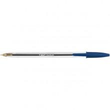 Scatola 50 Penna Sfera Cristal Medio 1,0Mm Blu Bic
