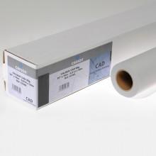 """Carta Inkjet Plotter 914Mm(36"""") X 50Mt 90/95Gr Lucida Cad Canson"""